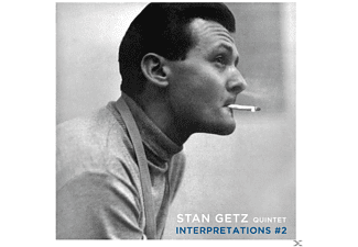 Stan Quintet Getz - Interpretations 2 - (CD)