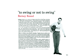 Barney Kessel - To Swing Or Not To Swing - (CD)