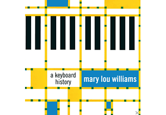 Mary Lou Williams - A Keyboard History - (CD)