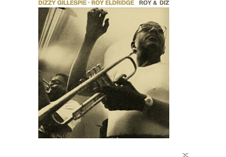 Gillespie, Dizzy / Eldridge, Roy - Roy & Diz - (CD)