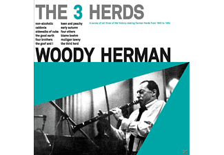 Woody Herman - The 3 Herds - (CD)