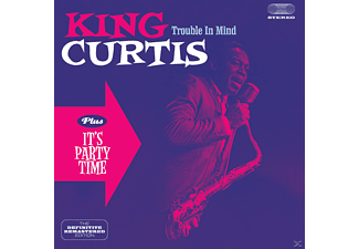 King Curtis - Trouble In Mind/It's Party Time - (CD)