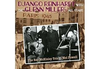 Django Reinhardt, The Glenn Miller's All Stars - Paris 1945 [CD]