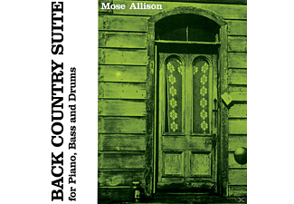 Mose Allison - Back Country Suite/Local Color - (CD)