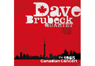 Dave Brubeck Quartet - The 1965 Canadian Concert (CD)