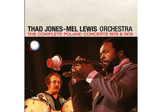 Thad Jones, Mel Lewis - Complete Live in Poland 1976 and 1978 (CD)