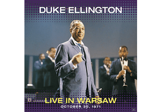 Duke Ellington - Live in Warsaw, October 30, 1971 (CD)