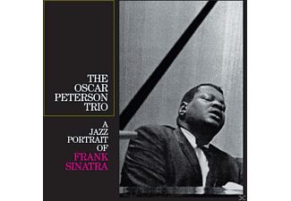 Oscar Peterson, Oscar Trio Peterson - Jazz Portrait of Frank Sinatra - (CD)