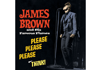 James Brown - Please Please Please/Think! - (CD)