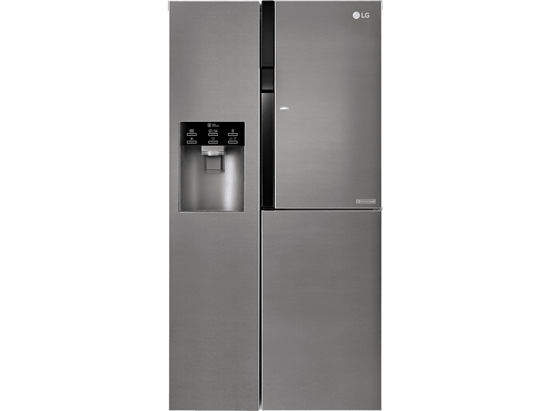 Side by Side Kühlschränke