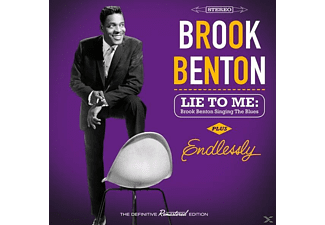 Brook Benton - Lie to Me: Brook Benton Singin - (CD)