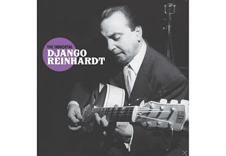 Django Reinhardt - The Immortal+10 Bonus Tracks - (CD)