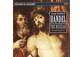 Bulgarian Chapel Choir, Sofia Philharmonic Orchestra - The Messiah - Highlights - - (CD)