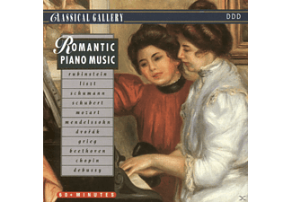 Leonard Hokanson - Romantic Piano Music - (CD)