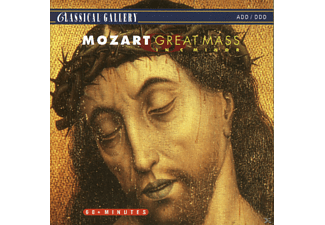 Various - Great Mass In C Minor - (CD)