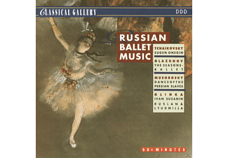 VARIOUS - Russioan Ballet Music - (CD)