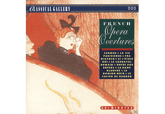 Various - French Opera Overtures - (CD)