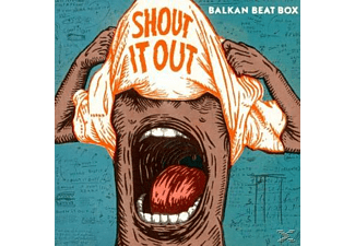 Balkan Beat Box - Shout It Out - (CD)