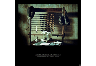 Scott Walker, OST/VARIOUS - The Childhood Of A Leader-OST-Transparent Vinyl-Lt - (Vinyl)