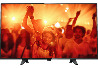 PHILIPS 49PFS4131/12, 123 cm (49 Zoll), Full-HD, LED TV, DVB-T, DVB-T2 (H.264), DVB-T2 (H.265), DVB-C, DVB-S, DVB-S2