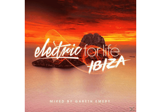 VARIOUS - Electric For Life - Ibiza 2016 - (CD)