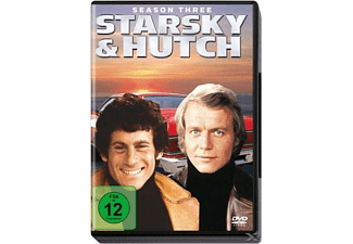 Starsky & Hutch - Staffel 3 - (DVD)