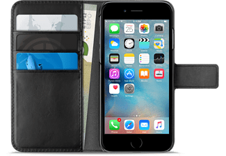 PURO Θήκη Booklet Wallet για το iPhone 7 Plus - (IPC755BOOKC4BLK)
