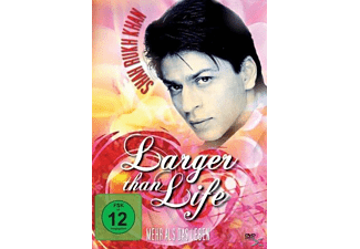 Shah Rukh Khan-Larger Than Life - (DVD)