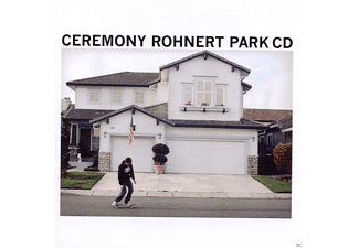Ceremony - Rohnert Park - (CD)