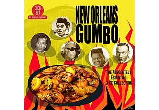 VARIOUS - New Orleans Gumbo [CD]