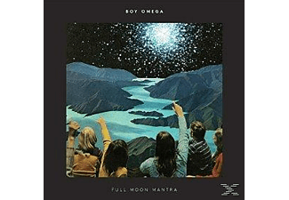 Boy Omega - Full Moon Mantra - (CD)