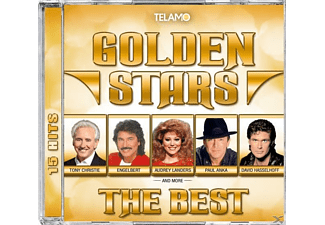 VARIOUS - Golden Stars,The Best - (CD)