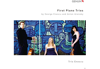 Trio Enescu - First Piano Trios - (CD)