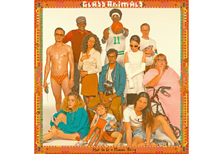 Glass Animals - How To Be A Human Being (Vinyl) - (Vinyl)