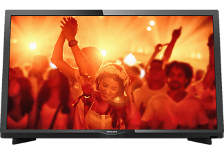 PHILIPS 24PHS4031/12 LED TV (Flat, 24 Zoll, HD-ready)
