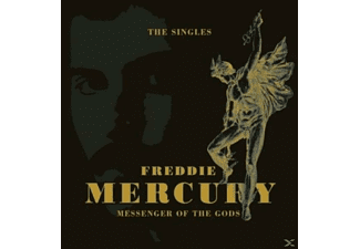 Freddie Mercury -  Messenger of the Gods: The Singles Collection [Βινύλιο]