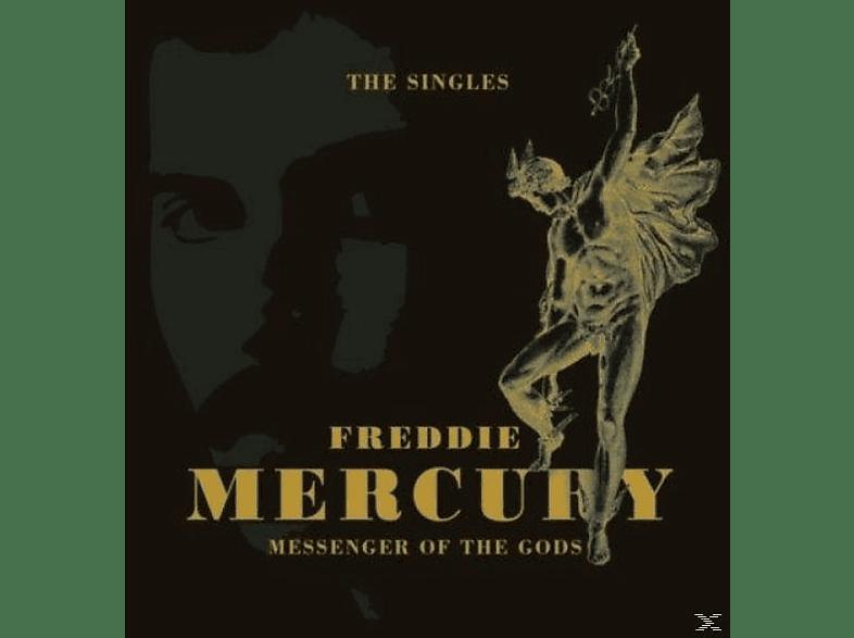 Freddie Mercury - Messenger of the Gods: The Singles Collection [Βινύλιο] μουσική  ταινίες  βιβλία μουσική βινύλια τηλεόραση   ψυχαγωγία μουσική βινύλια