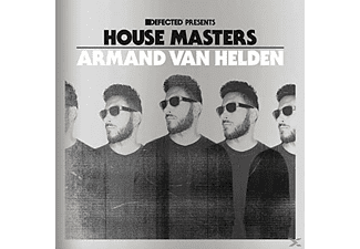 Armand van Helden - Defected Presents House Masters-Armand Van Helden - (CD)