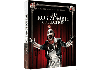 The Rob Zombie Collection [Blu-ray]