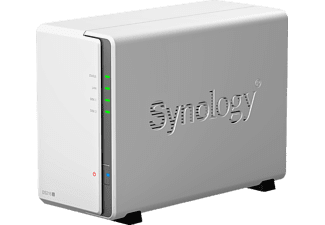 SYNOLOGY DS 216 J 2-Bay  0 TB 3.5 Zoll extern