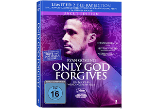 Only God Forgives (Limited Media Book) [Blu-ray]