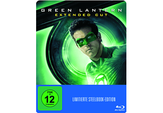 Green Lantern Extended Cut (Exklusive Steelbook Edition) [Blu-ray]