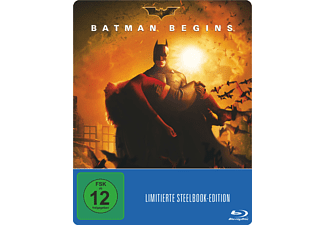 Batman Begins (Exklusive Steelbook Edition) [Blu-ray]