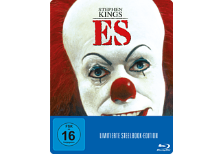 Stephen Kings Es (Exklusive Steelbook Edition) - (Blu-ray)