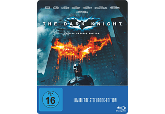 Batman - The Dark Knight (Steelbook Edition) [Blu-ray]