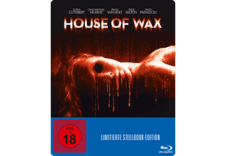 House Of Wax (Exklusive Steelbook Edition) - (Blu-ray)