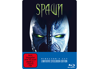 Spawn (Directors Cut/Exklusive Steelbook Edition) [Blu-ray]