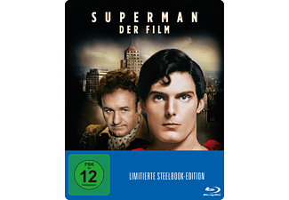 Superman - Der Film (Steelbook Edition) - (Blu-ray)