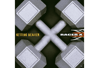 Racer X - Getting Heavier (CD)