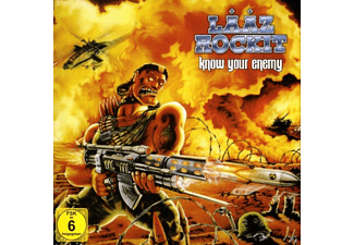 Lääz Rockit - Know Your Enemy [CD + DVD Video]